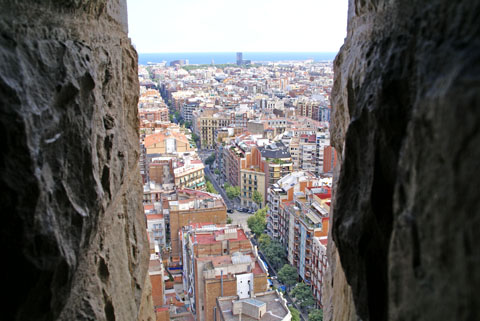 Barcelona(サグラダファミリアより).jpg