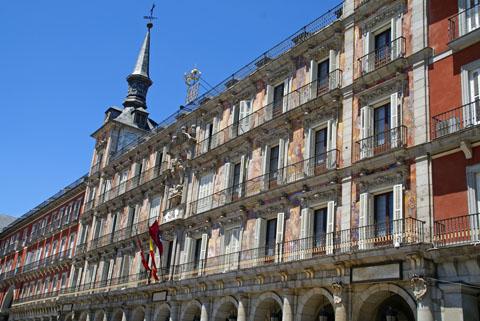 Madrid(マヨール広場2).jpg