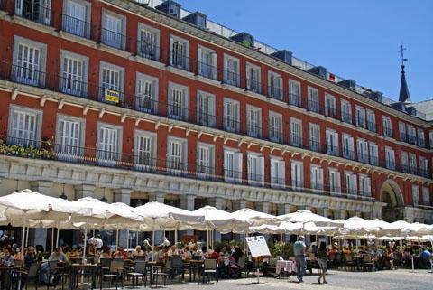 Madrid(マヨール広場3).jpg